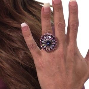 Plunder Jewelry Dominique Ring Size 7 New